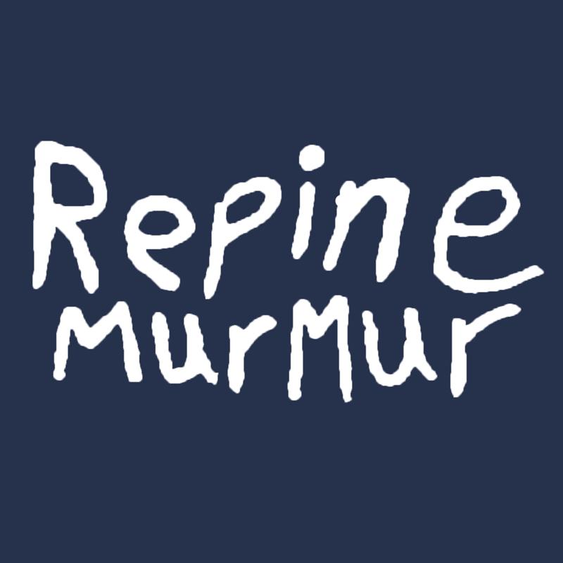 Repine Murmur Logo
