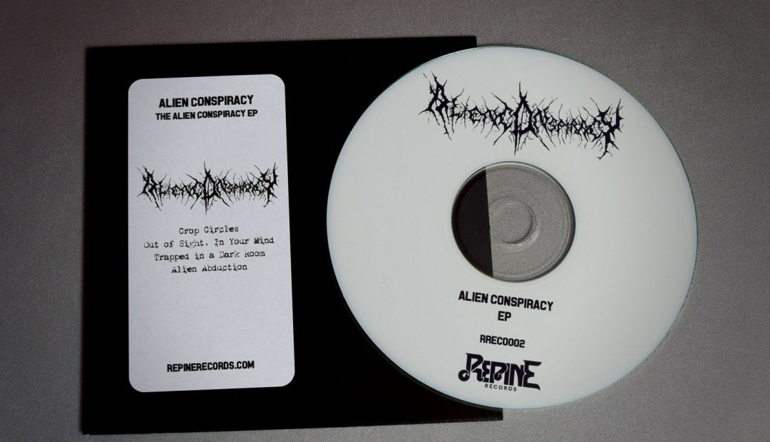 New CD Release: The Alien Conspiracy EP