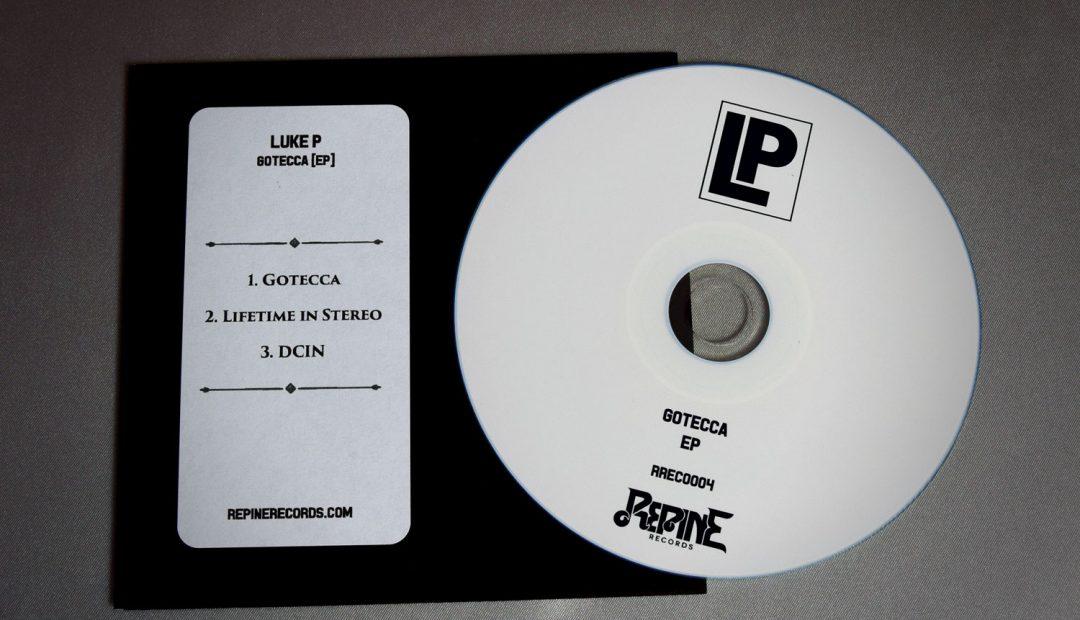 New CD Release: Gotecca EP by Luke P